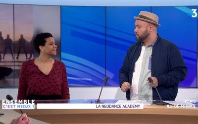 Passage sur France 3 – «Ensemble c'est Mieux»